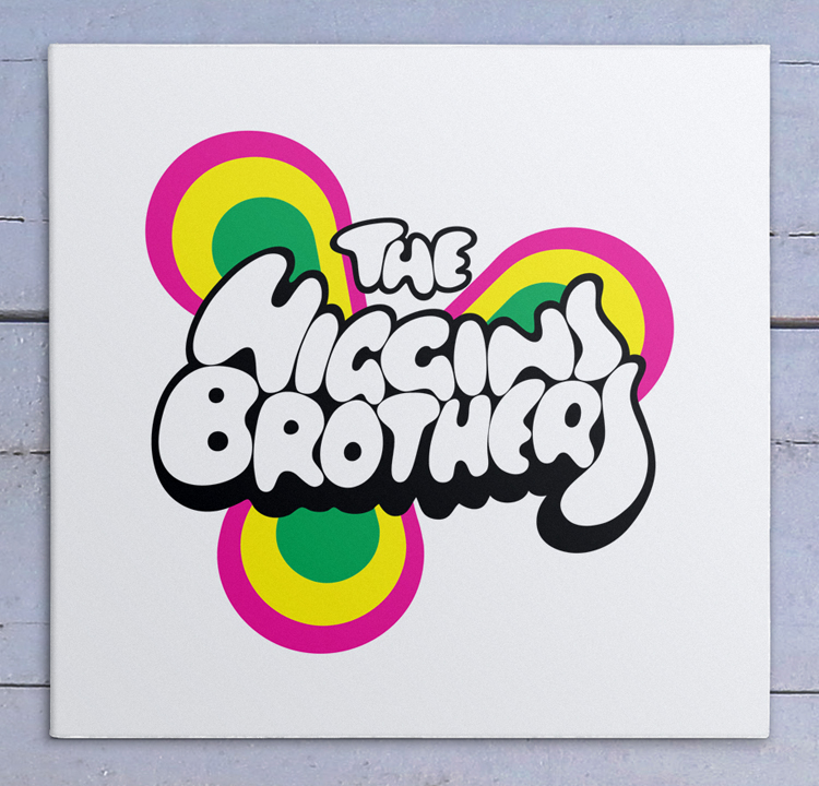 fun logo colourful