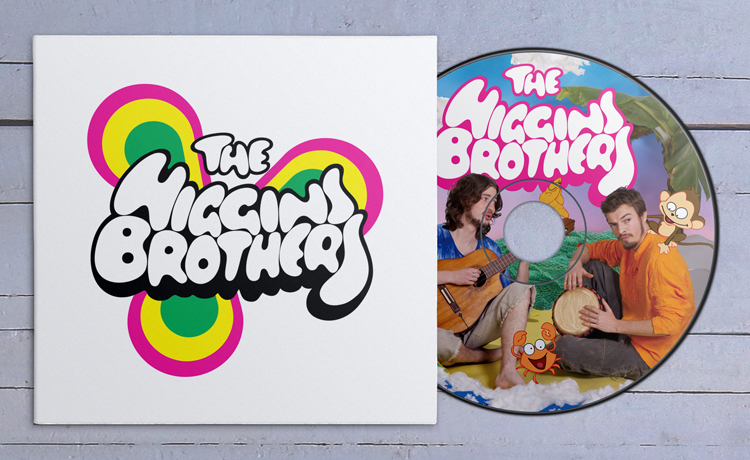cd and cover for higgins bros