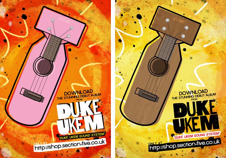 ukulele bomb
