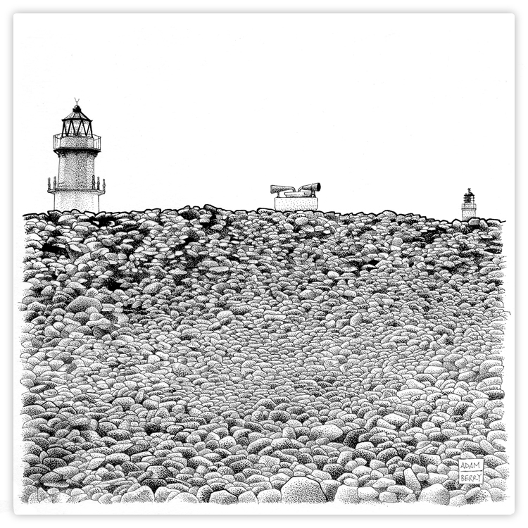 Pointillism Of Ayre