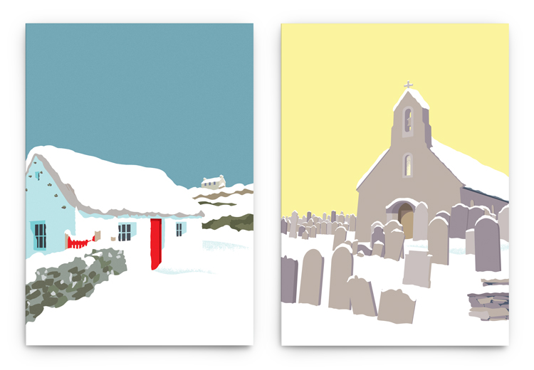 cregneash maughold church cards