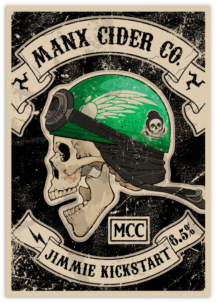jimmie kickstart logo poster MCC
