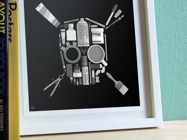Me 'Arties Print