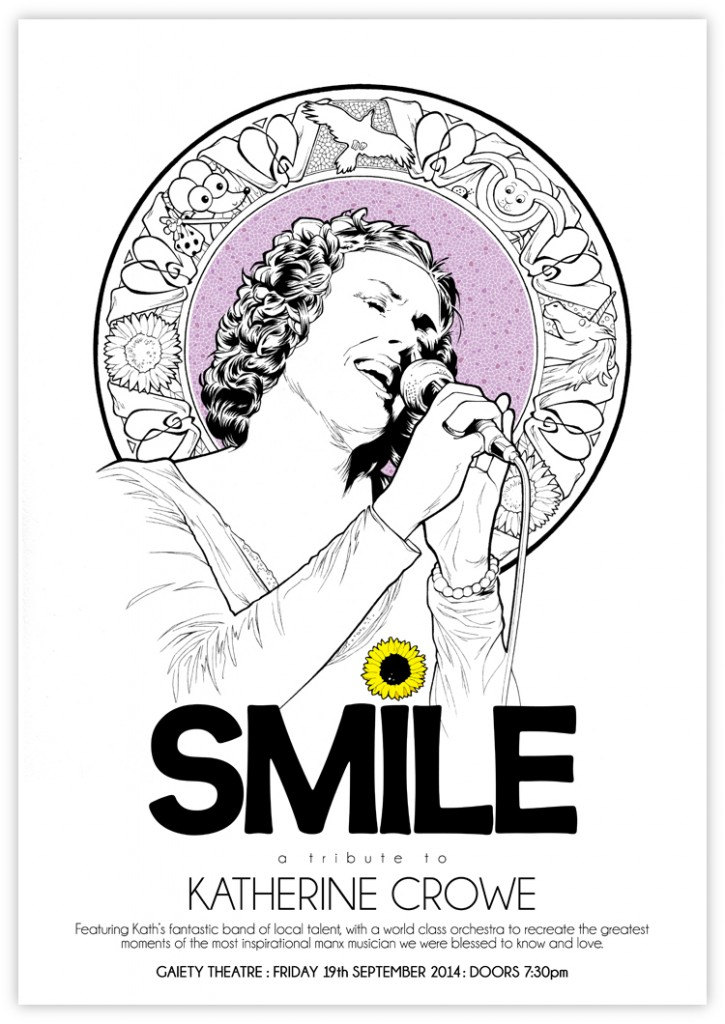 poster for Smile concert