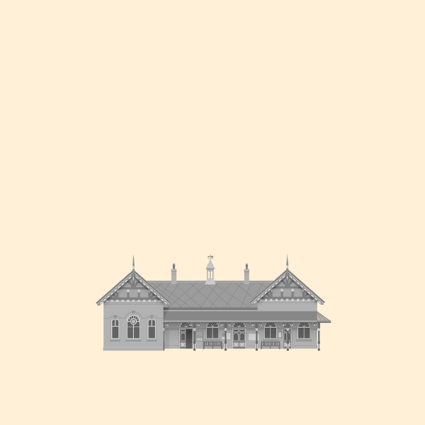 Port Erin Train Station